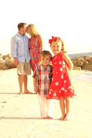 Miller Family, Marco Island, Florida, Family photography