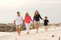 The Tornello Family, Marco Island, Family Photography, Beach Portraits
