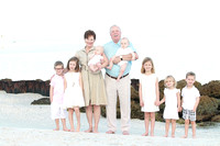 Family Beach Portraits, Hideaway Beach, Marco Island, Florida, Morning session