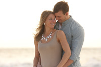 Engagement session, Southbeach, Marco Island, Samantha & Andy